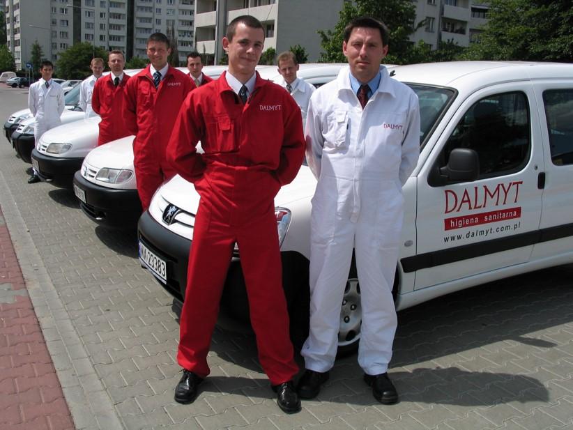 Firma DDD Warszawa